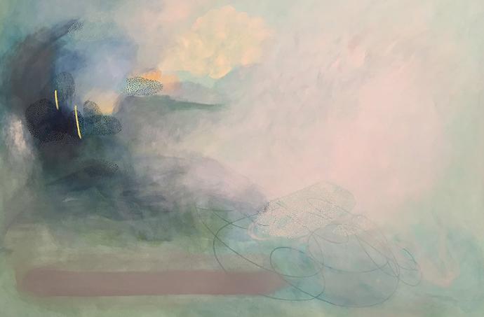 Ashley Taraban - Brooklyn based painter and artist