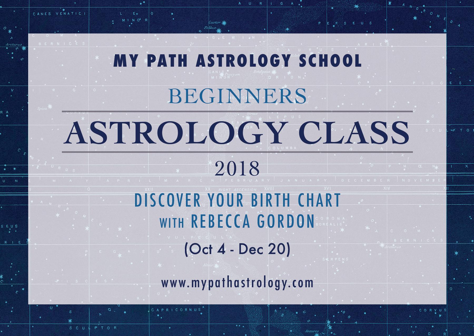 Calendar — Rebecca Gordon Astrology