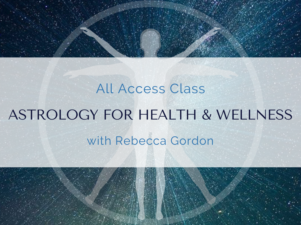 Calendar — Rebecca Gordon Astrology