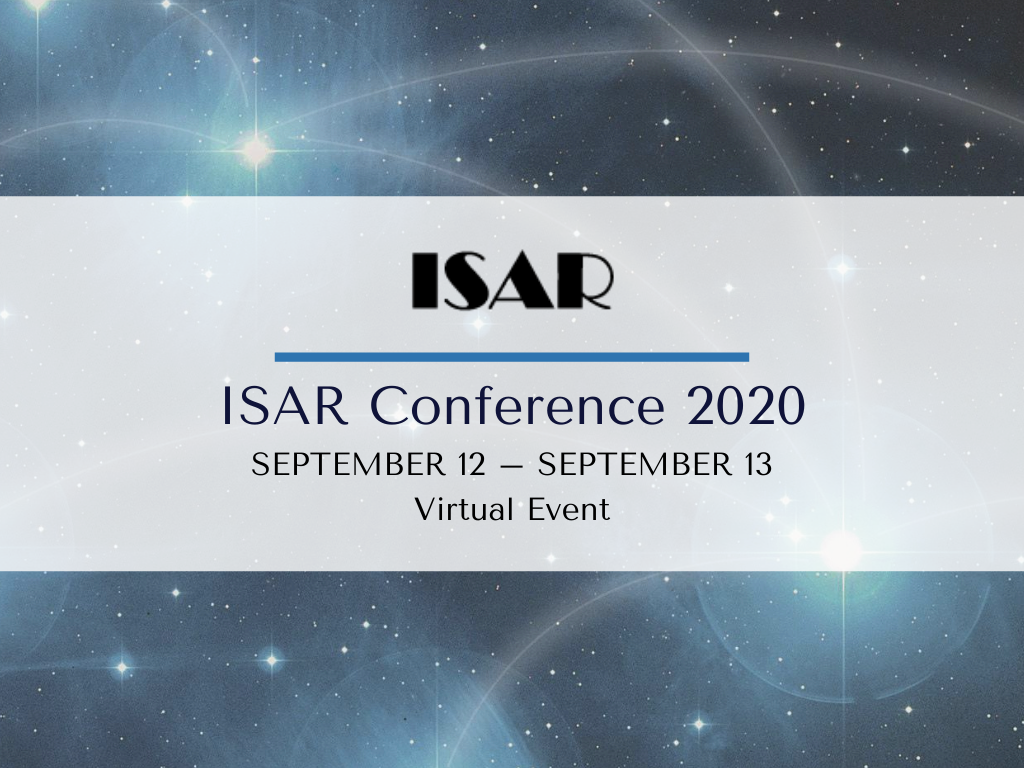 ISAR International Conference 2020 — Rebecca Gordon Astrology