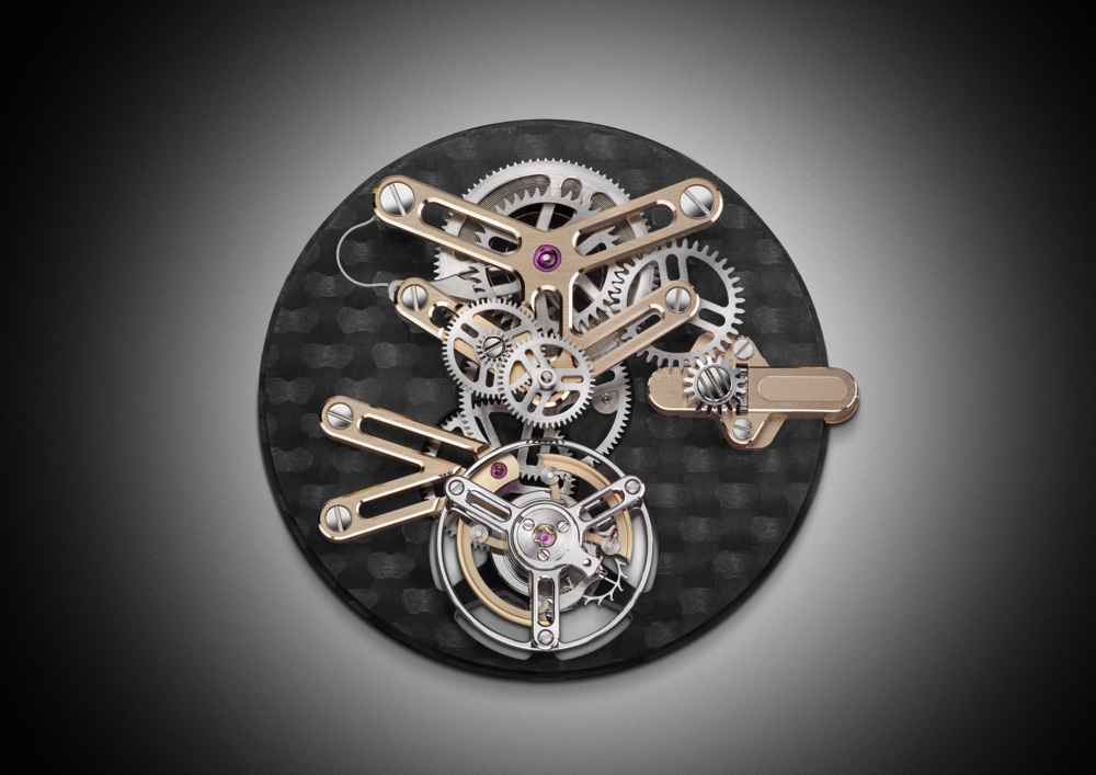 Angelus U21 Skeleton Caliber