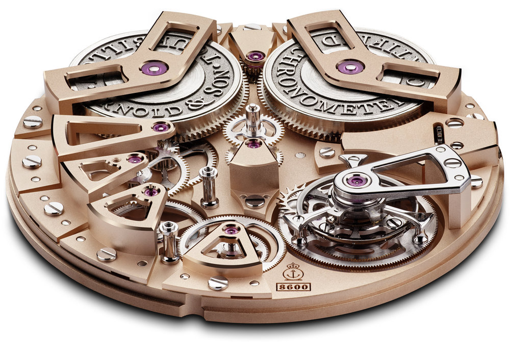 In-house movement - Today, Arnold & Son belongs to a select group of watchmaking companies in Switzerland entitled to call themselves a manufacture, a French term reserved exclusively for watch manufacturers who develop and produce their own movements in-house.