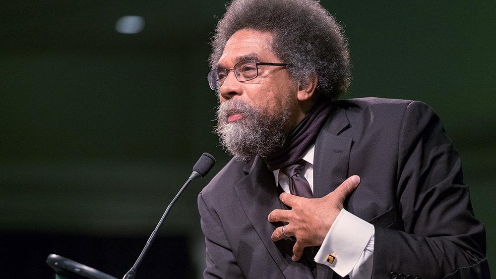 Dr. Cornel West - Professor at Harvard University, Activist, Author