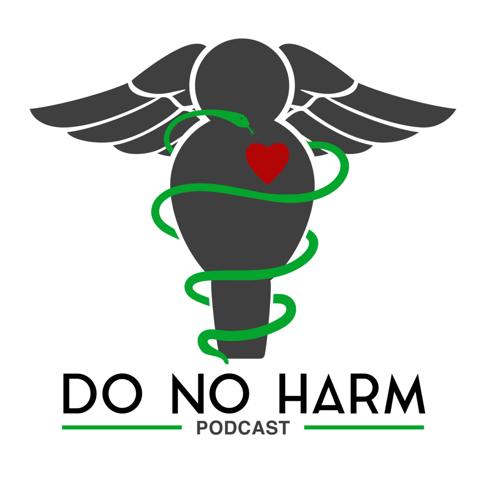 Do No harm Podcast - An informative podcast about weight inclusive health care for medical professionals.
