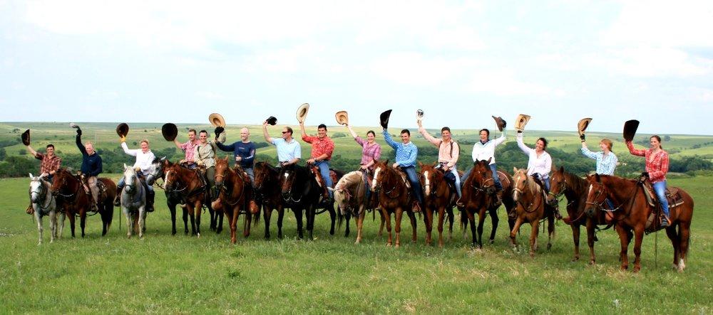 British Officers Weekend Ride 2011.JPG