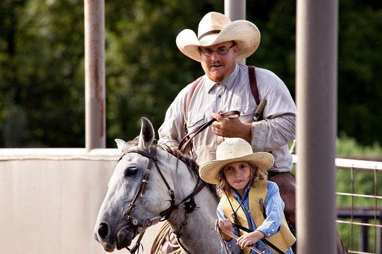 Josh-Josie horseback.jpg