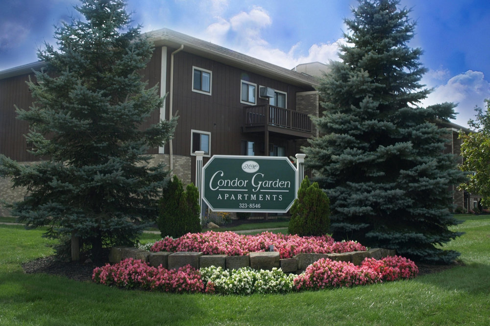 Condor Garden Apartments - Elyria, Ohio