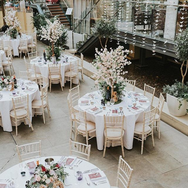 SATURDAY STYLING // A gorgeous shot of my brides super cool London wedding held at Devonshire Terrace - which had a Japanese flavour, with 1000 handmade origami cranes and Saki being served at the toast! I'm totally in love with all the personal and fun touches and beautiful styling from @occassion.queens. Check out this beautiful wedding featured on @lovemydress (link in bio). Hair & make-up by me Photos by @weheartpictures. ... #weddinginspiration #weddinginspo #weddingideas #weddingplanning #weddingdecor #bride #weddingreception #weddingstylist #weddingdetails #weddingidea #engaged #weddingdress #weddingday #weddingphotography #instawedding #gettingmarried #shesaidyes #weddingstyle #instabride #londonwedding #londonbride #2019bride #lovemydress