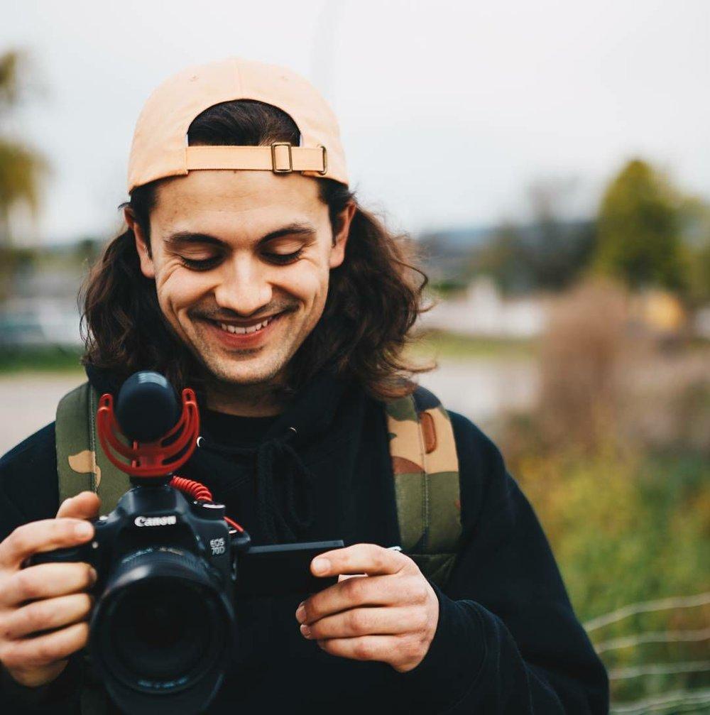 Jordo - Business Manager / Film maker