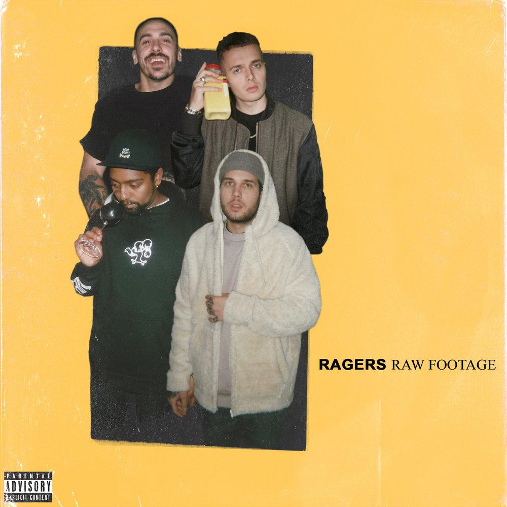 SOIRÉE LANCEMENT POUR LES RAGERS ! - Les Ragers seront au Ausgang Plaza le 12 juillet pour la soirée lancement de leur nouvel album