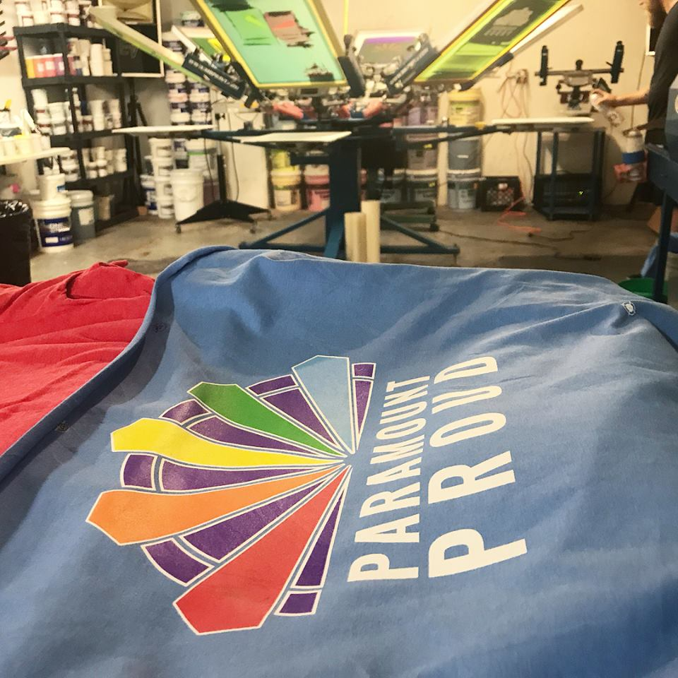 Corporate Apparel Business Shirts Chicago Sound and Fury