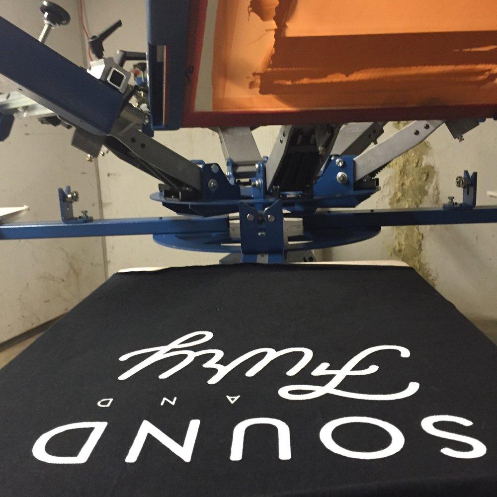 Custom Printed Business Shirts