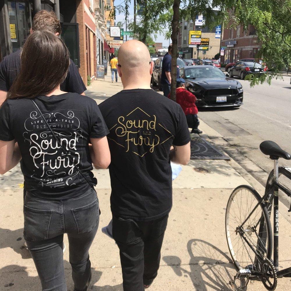 Custom Screen Printing T Shirts Chicago Online