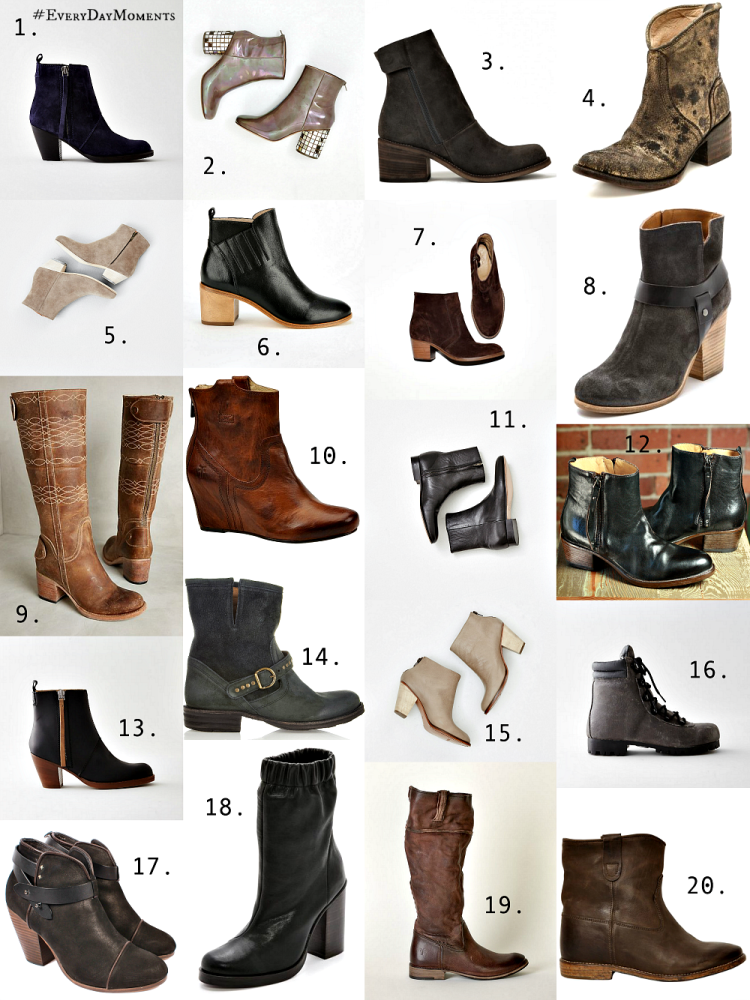 EveryDayMoments boots