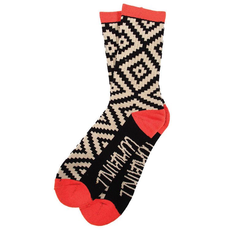 coaltreediamondsocks_black