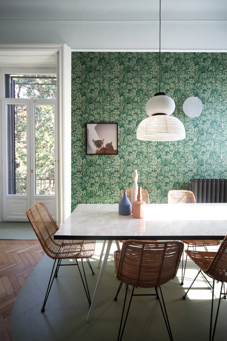 this-room-features-wallpaper-by-fornasetti-for-coleandson-a-wall-lamp-grillo-by-petite-friture-a-custom-made-table-top-in-marble-effect-laminate-by-abet-laminati-sitting-on-legs-by-hay-chairs-by-hubsch-vases-by-spotti-resin-on-parquet-floor-by-rezina.jpg