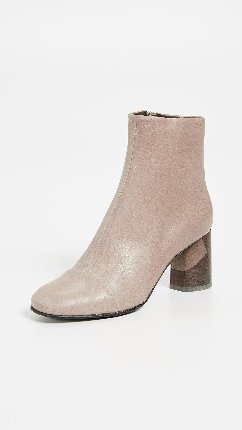 coclico laeve block heel boots