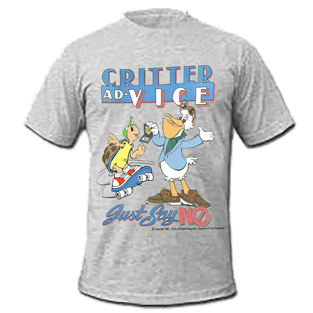 Critter Ad-Vice T-shirt.png