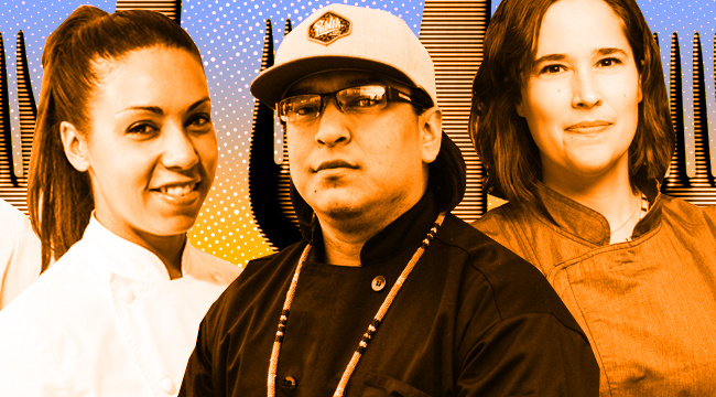 Star Chefs And TV Personalities 2019 - UPROXX January 3rd, 2019