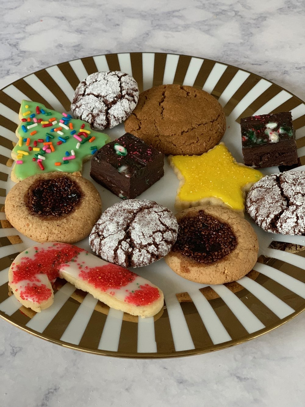 5 Vegan Christmas Cookie Recipes Off The Vine Nutrition