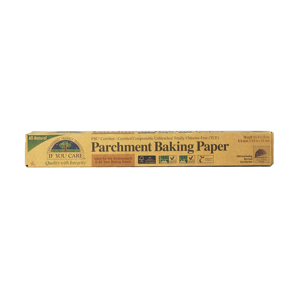 Compostable parchment paper