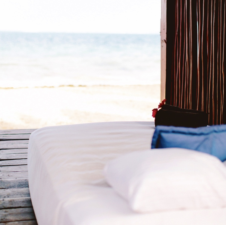 vacation beach PR