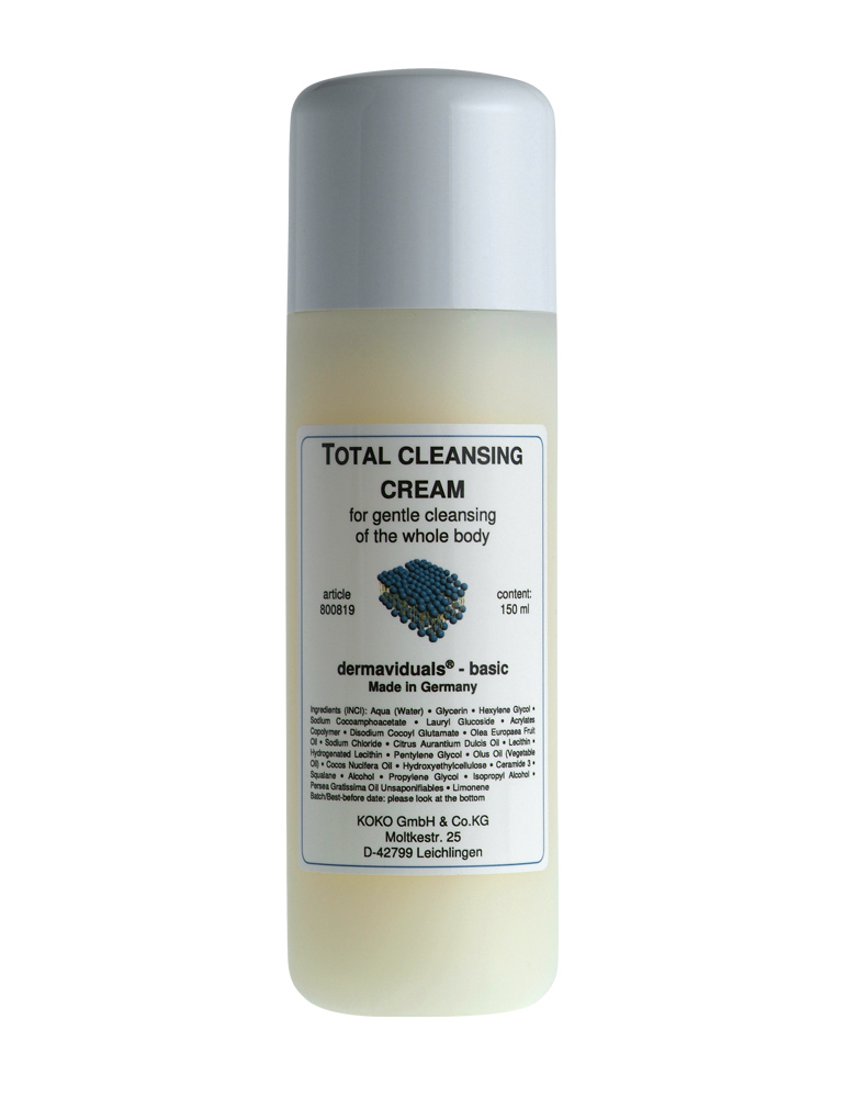 Total Cleansing Cream