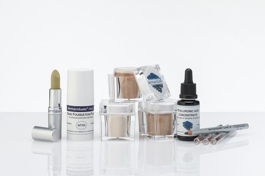 Deco Makeup Range