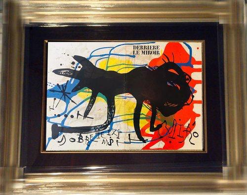 Joan Miro- Derriere Le Miroir