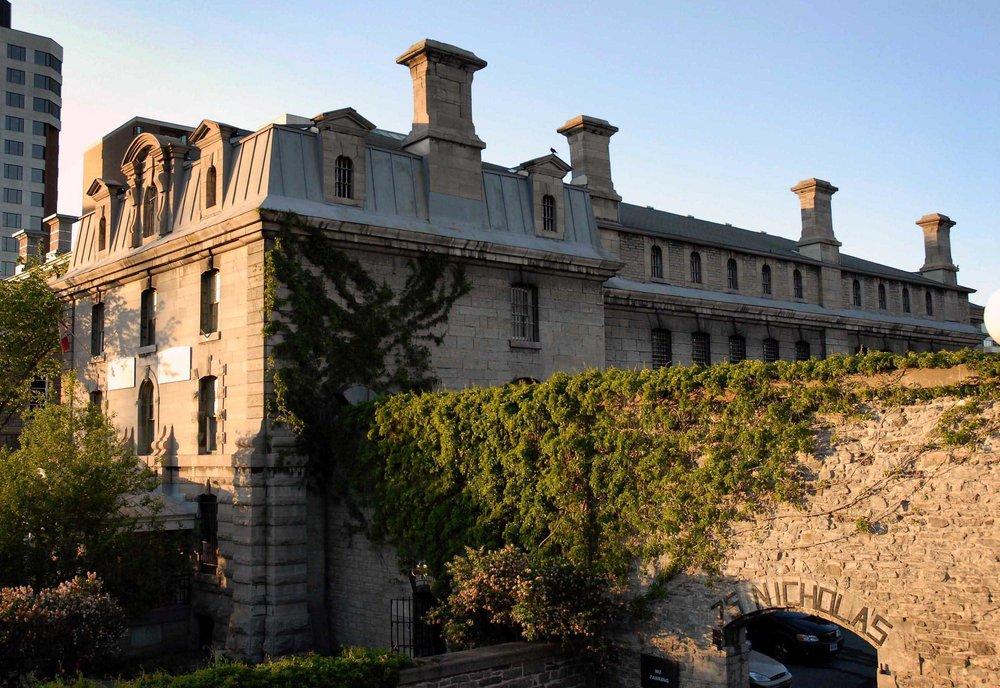 HI Ottawa Jail Hostel, 75 Nicholas St, Ottawa, ON