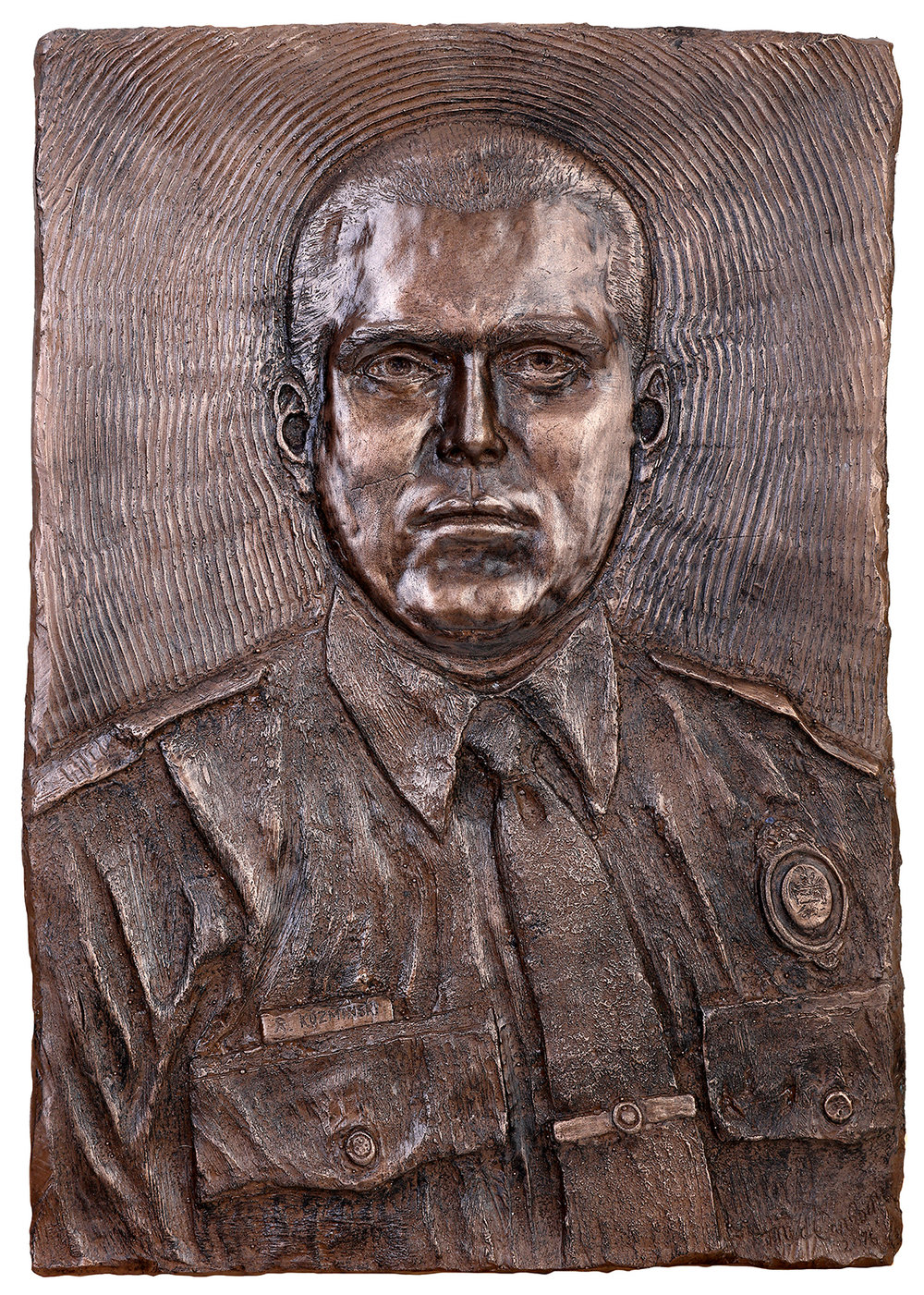 """Robert Kozminski - 24"""" x """"30 Cold Cast bronze $1,200.   Cold Cast Bronze stone $800""""9 x 12' Cold Cast bronze $500.   Cold Cast Bronze stone $200Replicas hand made by Mic. To purchase please Call or email Mic"""