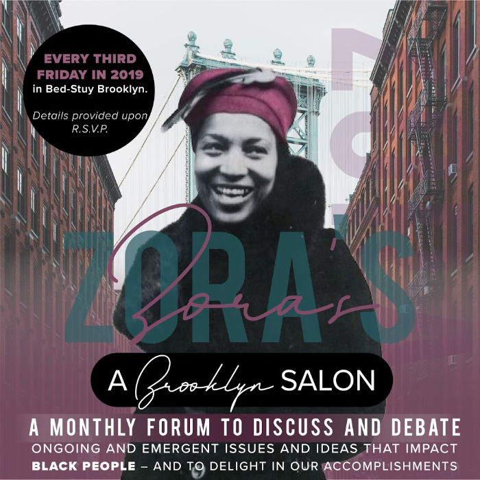"""There are years that ask questions and years that answer."" - Zora Neale Hurston, Harlem Renaissance  author of African-American literature and anthropologist"