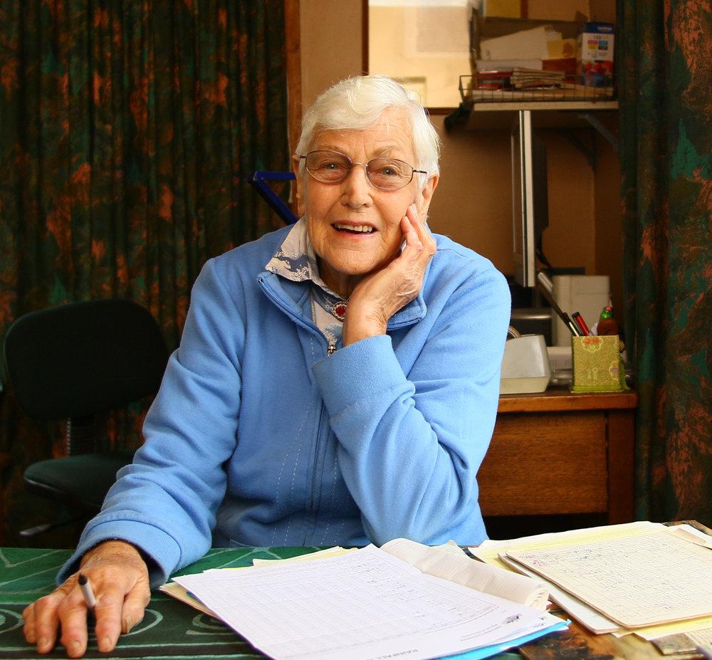 Mrs Nell Carr Dunorlan Volunteer