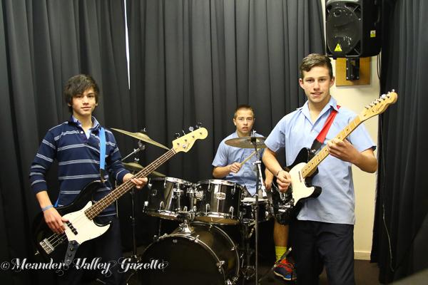 Sept 2015 Black Amps Deloraine Battle of the Bands