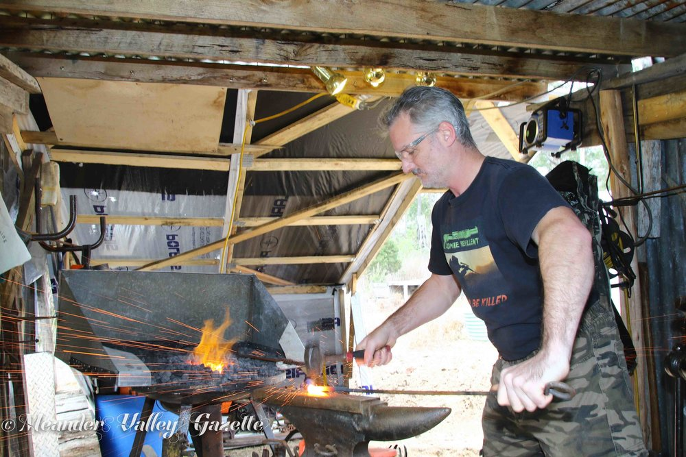 Darren Davies the Growling Anvil Nov 2015