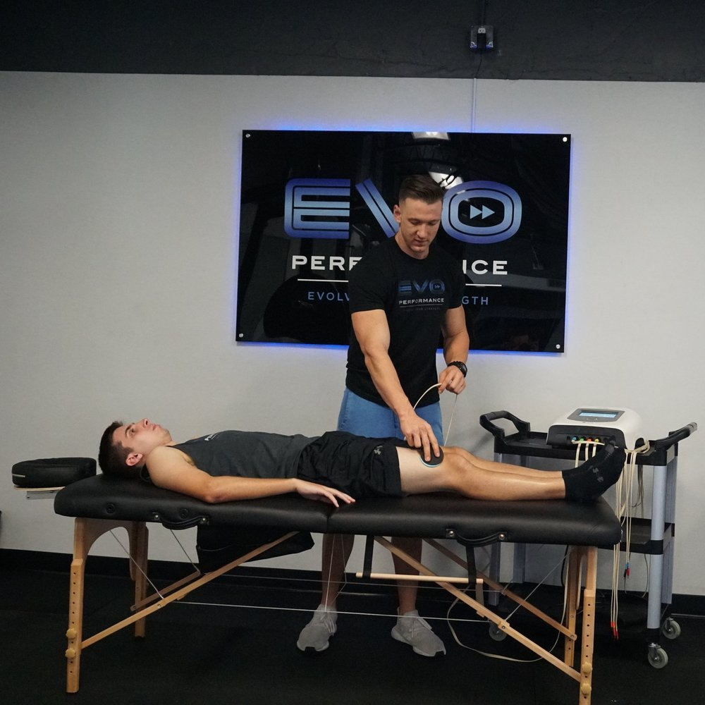 Injury Rehabilitation - - Increase Neuromuscular Control- Improve Mobility- Correct Muscle Imbalances- Find Weak Links in Nervous System- Accelerate the Body's Natural Healing