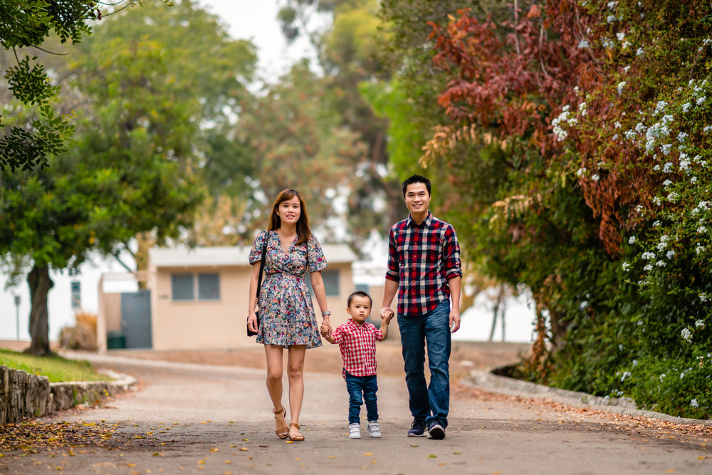 Paxton Nguyen | Family Portraits - Jul 7, 2018