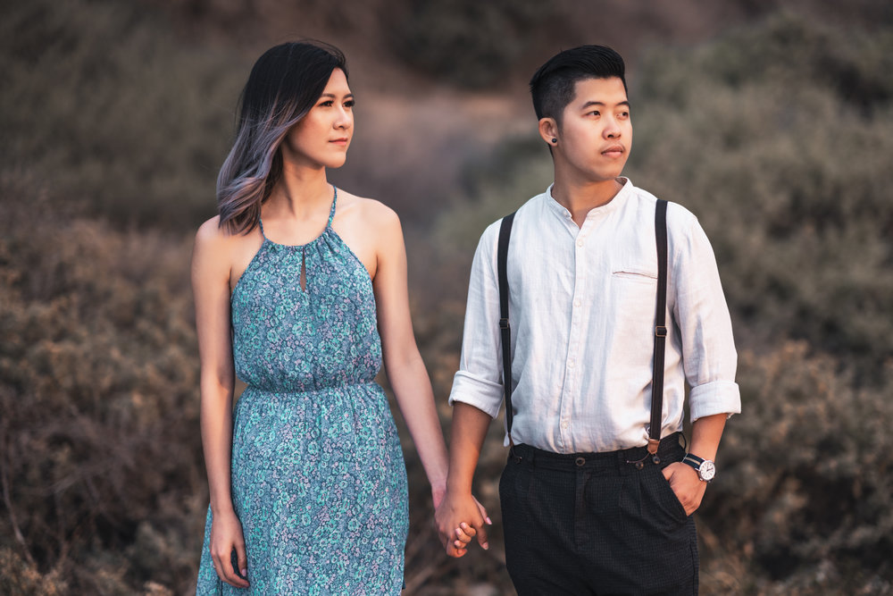 Anh + Hanh | Engagement Session - Jul 7, 2018