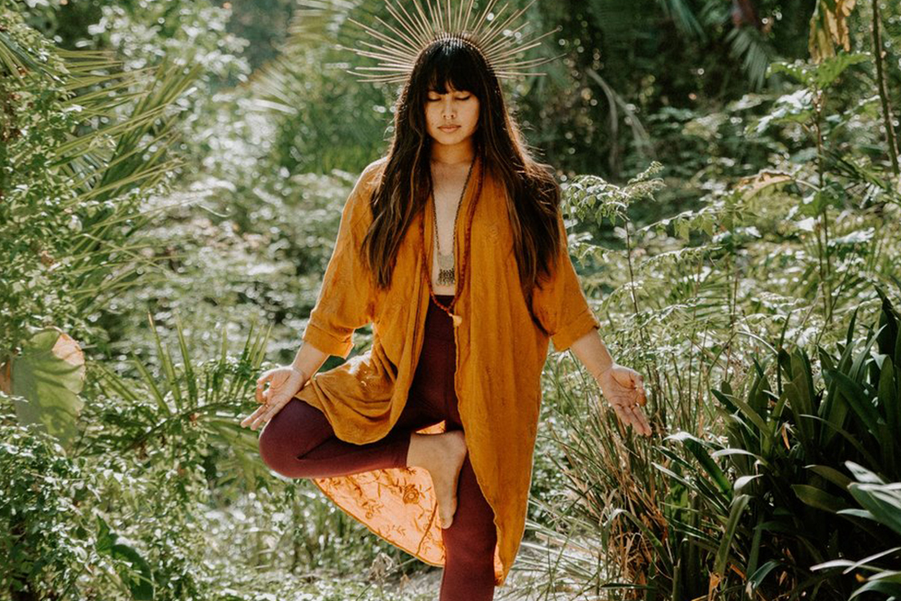 who is om in bloom? - My name is Colleen Grace Ordonio, a yoga teacher, herbalist, reiki master, + sound healer in San Diego. I'm passionate about is creating a space for wellness that is accessible to all beings regardless of race, gender, or socioeconomic status.