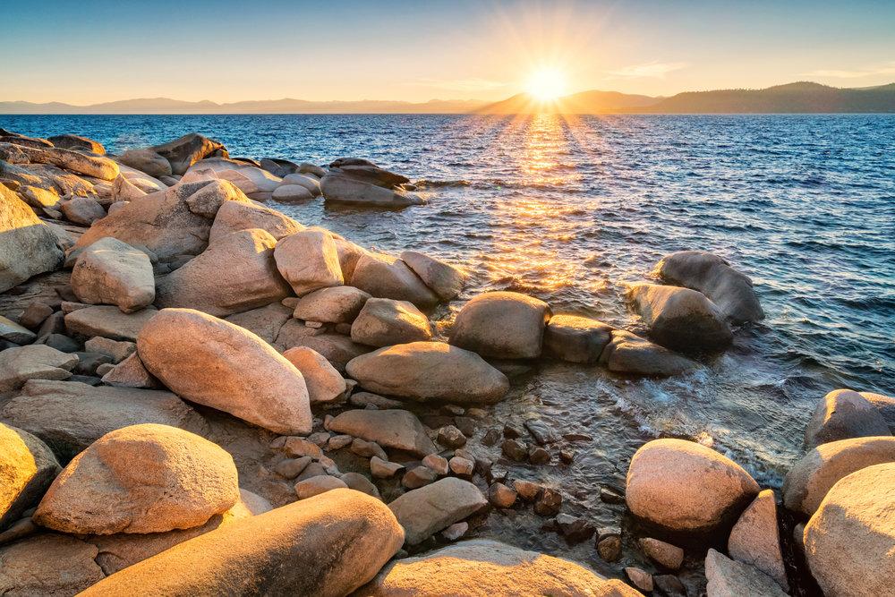 Tahoe Stones