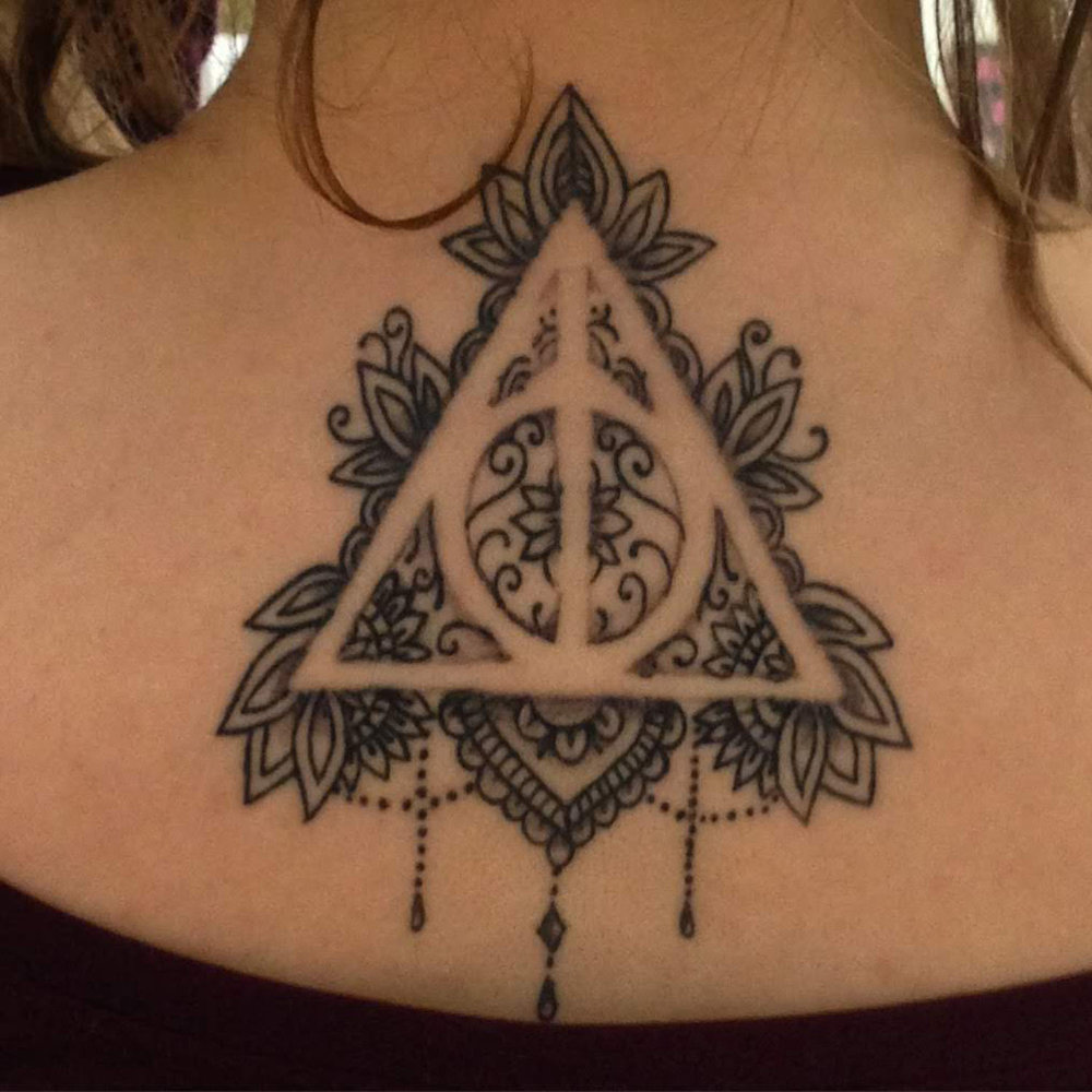 Namaste Harry Potter 2017 (healed)