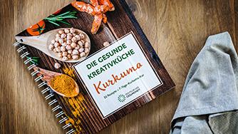 KochbuchDie Gesunde Kreativküche - Kurkuma - Zentrum der Gesundheit / Neosmart Consulting AGFotografie und Foodstyling: Matthias BaderISBN 987-3-033-06549-9Hier bestellen / Order here