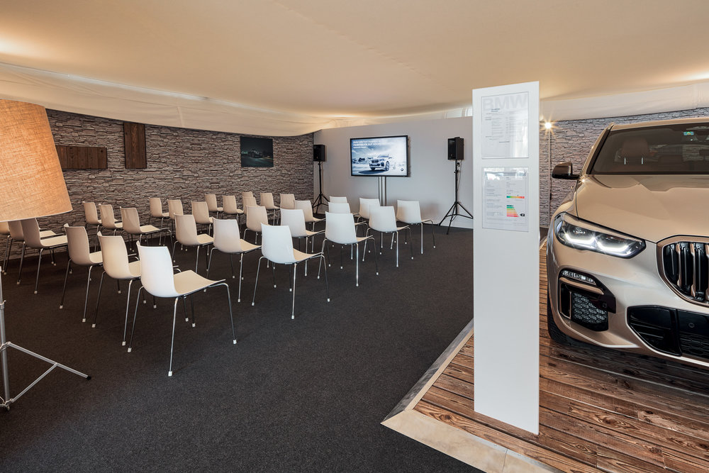 BMW WINTERFAHRTRAINING DAVOS -
