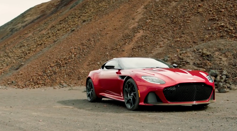 ASTON MARTIN - DBS SUPERLEGGERA 2018