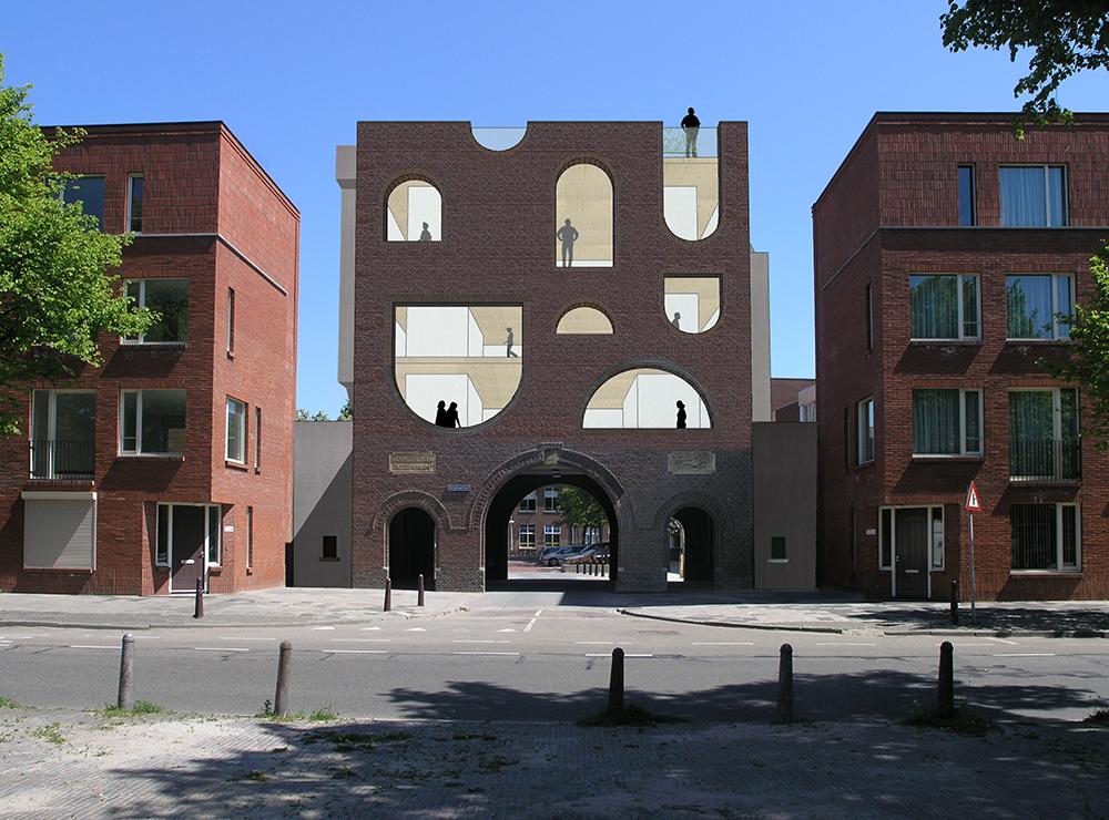 Architectenbureau Den Haag : Frederikstraat den haag archipelontwerpers architectenbureau