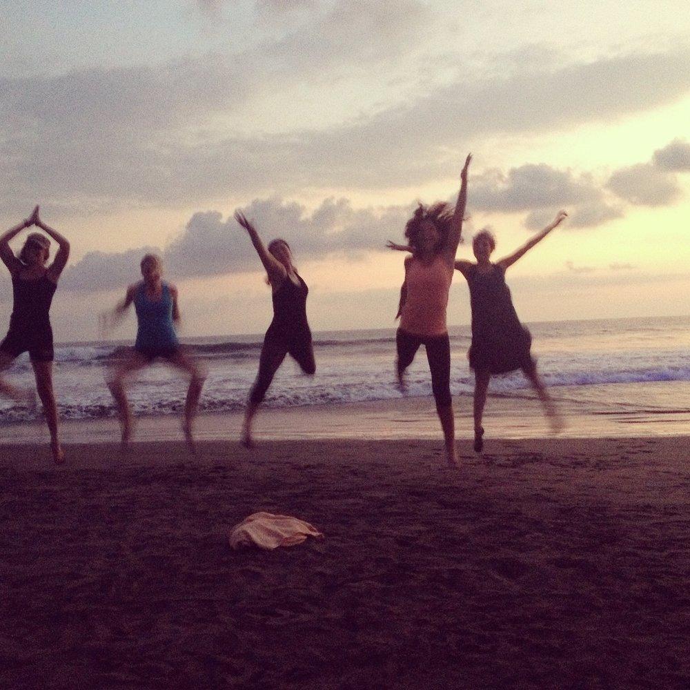 nOMad Retreat in Costa Rica 2014