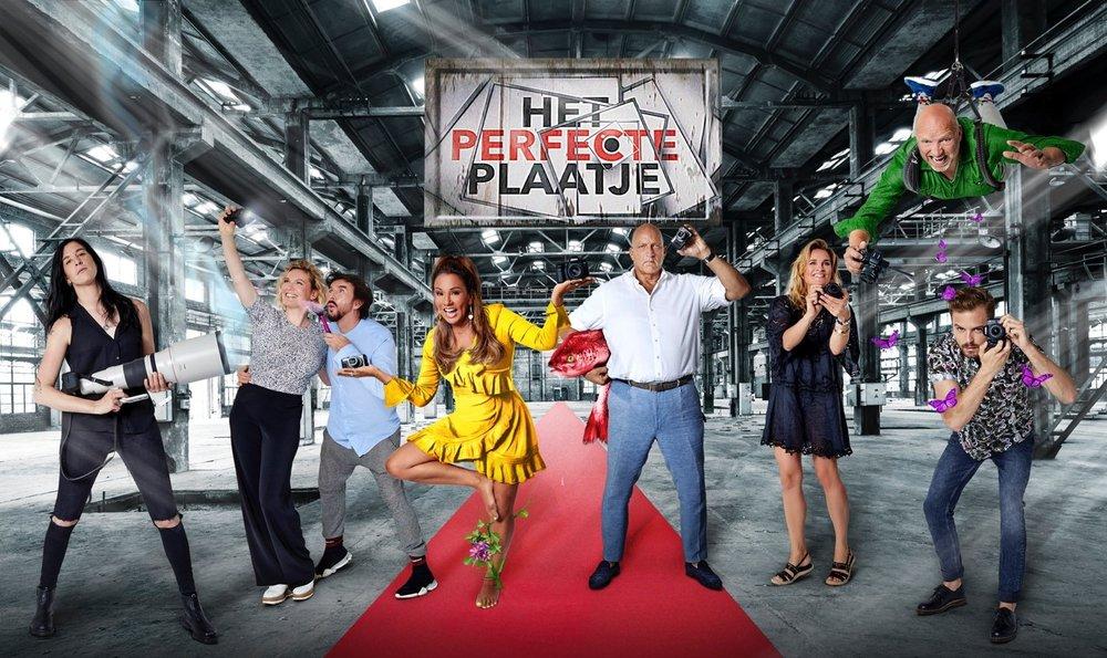 RTL4 Het Perfecte Plaatje met Canon