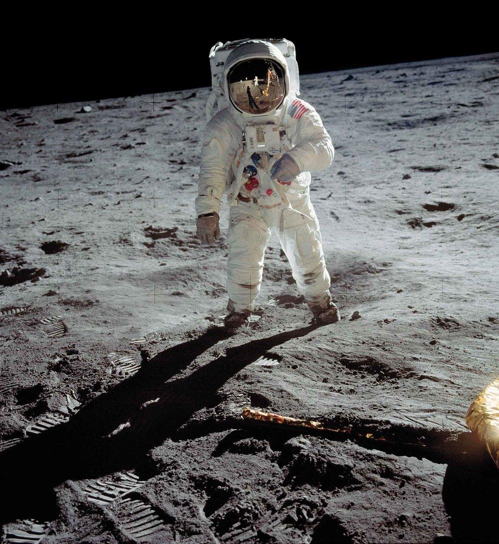 Eerste man op de maan – Neil Armstrong, 1969