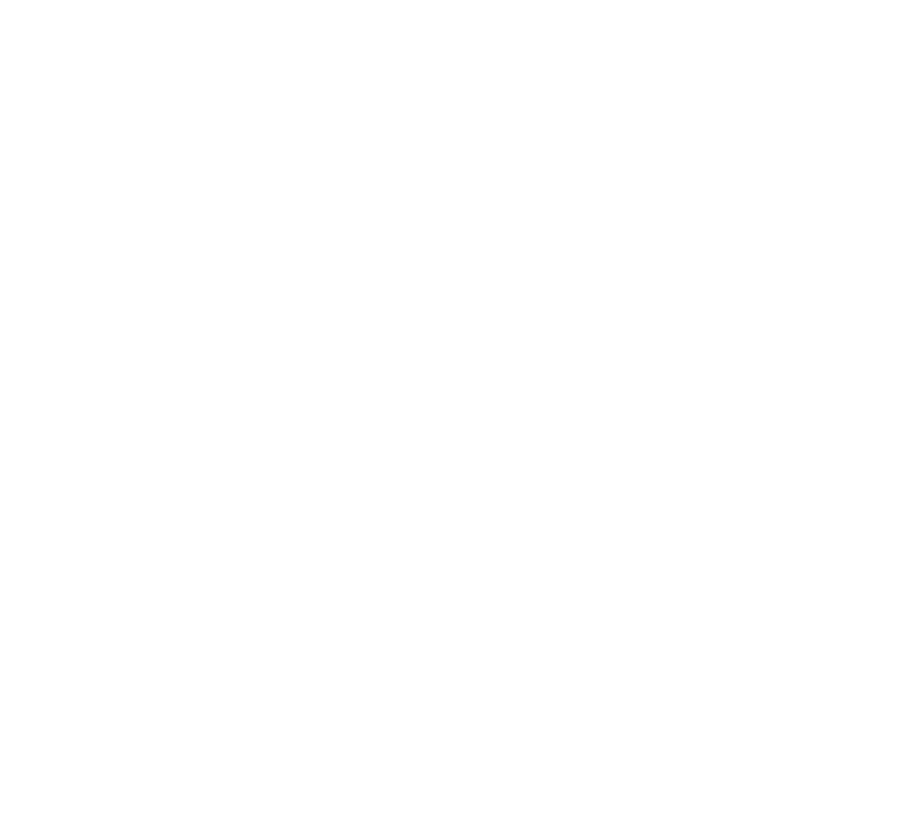 Chalkboard sketch of a rocket ship