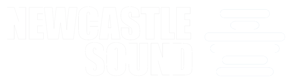 Newcastle Sound Logo v2 White.png